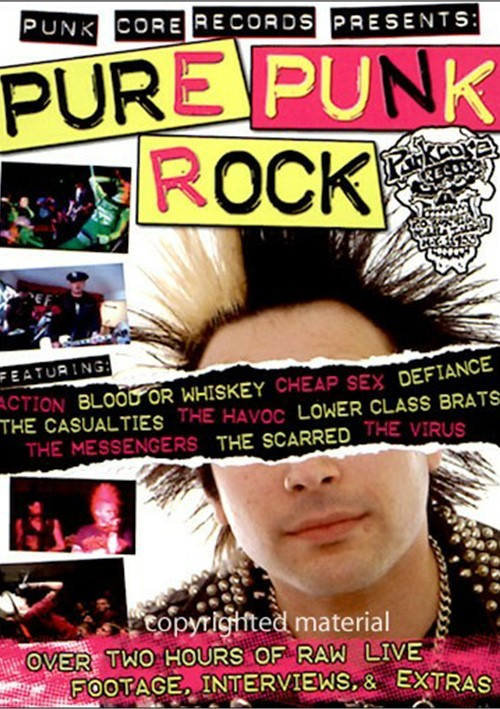 Pure Punk Rock Movie