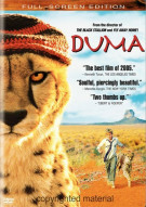 Duma (Fullscreen) Movie