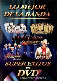 Lo Mejor De La Banda: Super Exitos En DVD Movie