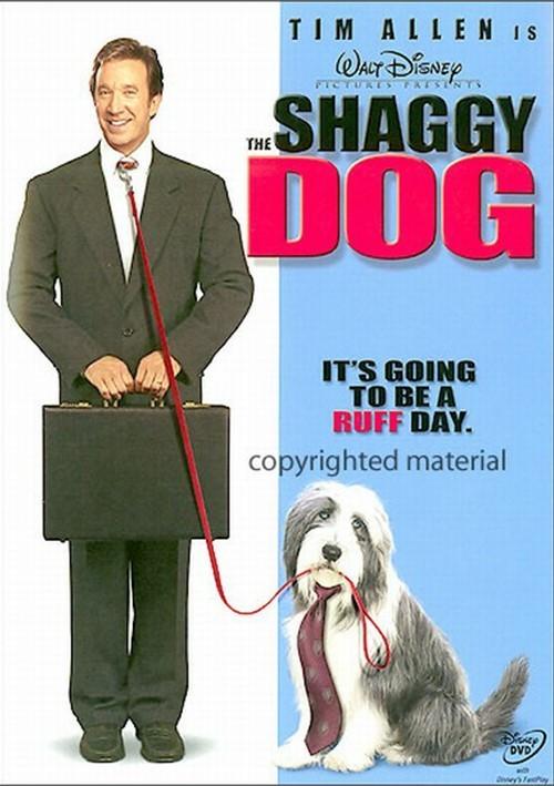Shaggy Dog, The Movie
