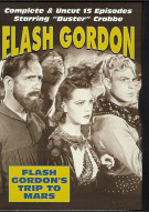 Flash Gordons Trip To Mars Movie