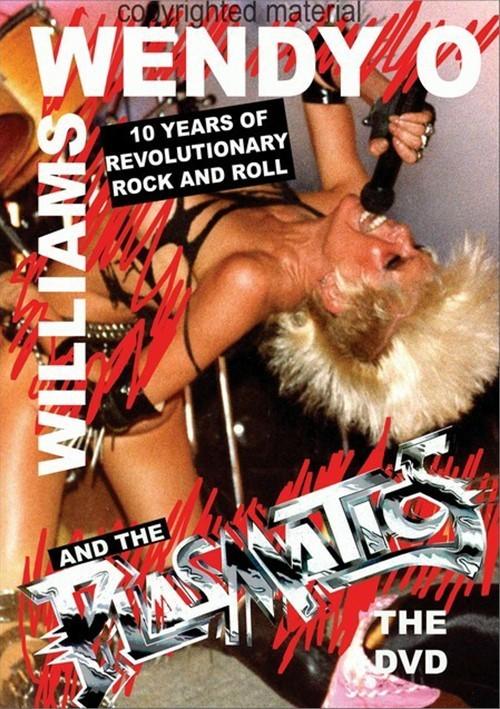 Wendy O. Williams & Plasmatics: 10 Years Of Revolutionary Rock & Roll Movie