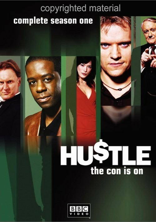 Hustle: Complete Season Two Movie