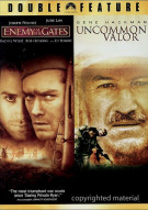 Enemy At The Gates / Uncommon Valor (Double Feature) Movie