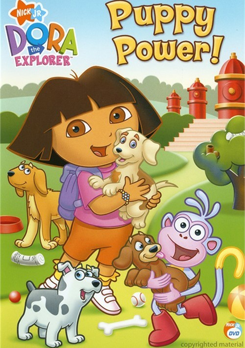 Dora The Explorer: Puppy Power! Movie