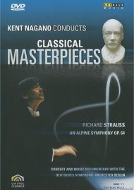 Kent Nagano Conducts Classical Masterpieces: Strauss Movie