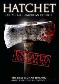 Hatchet: Unrated Directors Cut Movie