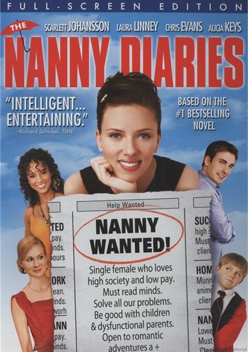 Nanny Diaries, The (Fullscreen) Movie