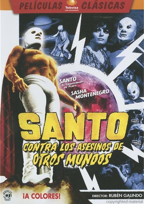 Santo Contra Los Asesinos De Otros Mundos Movie