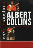 Albert Collins: Live From Austin, TX Movie