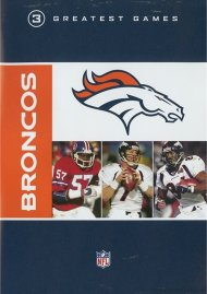 NFL Greatest Games Series: Denver Broncos Movie