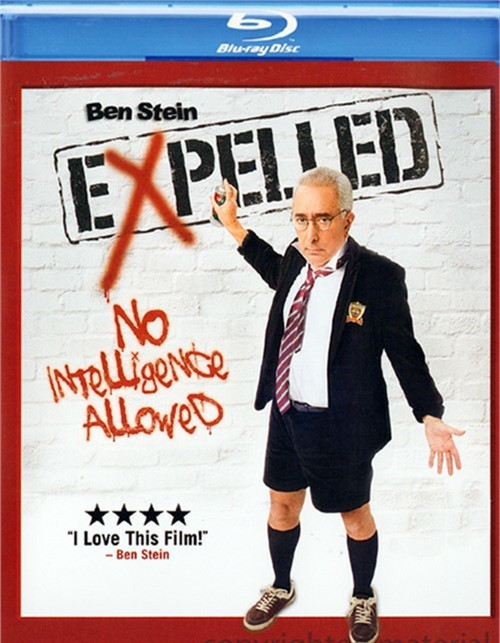 Expelled: No Intelligence Allowed Blu-ray