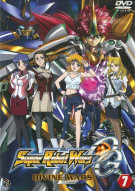 Super Robot Wars: OG - Divine Wars Volume 7 Movie