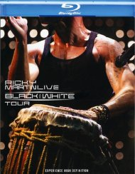 Ricky Martin Live: Black And White Tour Blu-ray