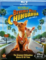 Beverly Hills Chihuahua Blu-ray