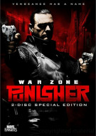 Punisher: War Zone - Special Edition Movie