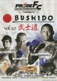 Pride FC: Bushido Volume 10  Movie