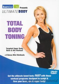 Ultimate Body: Total Body Toning Movie