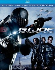 G.I. Joe: The Rise Of Cobra - 2 Disc Digital Copy Edition Blu-ray