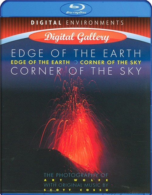 Edge Of The Earth - Corner Of The Sky Blu-ray