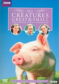 All Creatures Great & Small: The Complete Series 7 Collection Movie