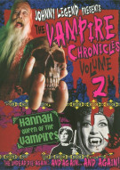 Vampire Chronicles: Vol. 2 - Hanna Queen Of The Vampires Movie