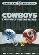NFLs Greatest Rivalries: Cowboys Defeat Redskins Movie