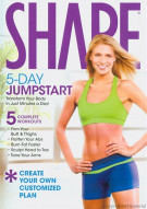 Shape: 5-Day Jumpstart Movie