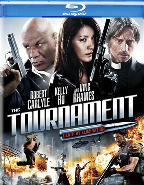 Tournament, The Blu-ray