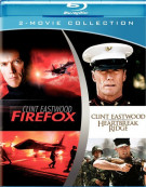 Firefox / Heartbreak Ridge (Double Feature) Blu-ray