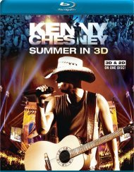 Kenny Chesney: Summer In 3D (Blu-ray 3D) Blu-ray
