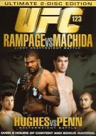 UFC 123: Rampage Vs. Machida Movie