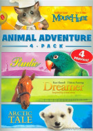 Animal Adventures Four-Pack  Movie