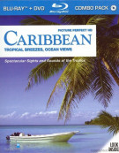 Picture Perfect HD: The Caribbean (DVD + Blu-ray Combo) Blu-ray