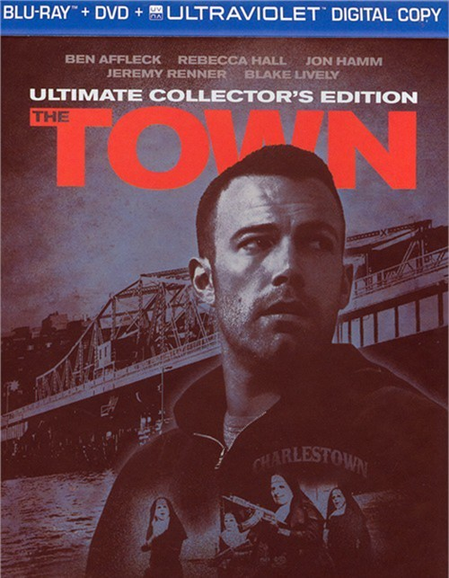 Town, The: Ultimate Collectors Edition (Blu-ray + DVD + Digital Copy) Blu-ray