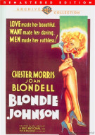 Blondie Johnson Movie