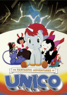 Fantastic Adventures Of Unico, The Movie