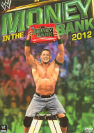 WWE: Money In The Bank 2012 Movie