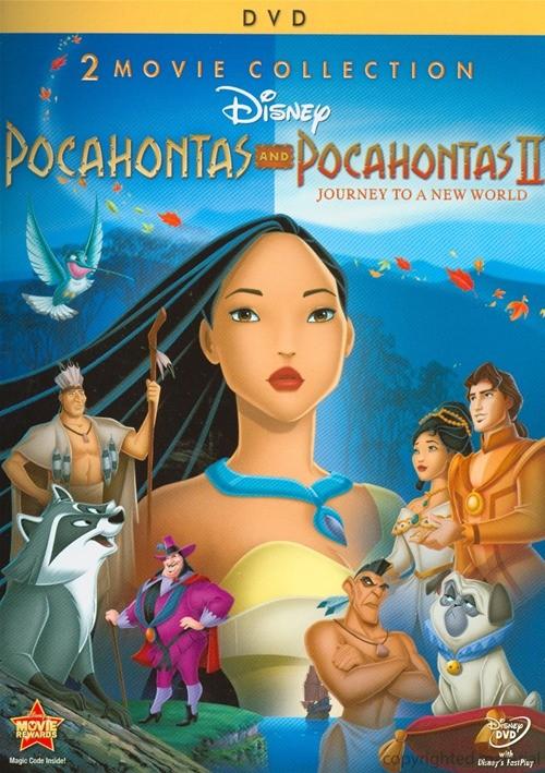 Pocahontas: Two Movie Special Edition Movie