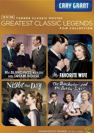 TCM Greatest Classic Films: Legends -  Cary Grant Movie