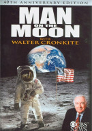 Man On The Moon With Walter Cronkite Movie