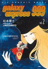 Galaxy Express 999: The Complete Series - Volume 2 Movie