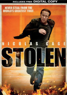 Stolen (DVD + Digital Copy) Movie