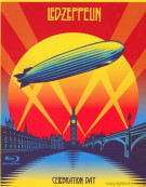 Led Zeppelin: Celebration Day Blu-ray
