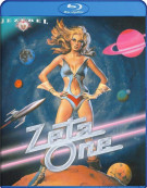 Zeta One: Remastered Edition Blu-ray
