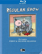 Regular Show: The Complete First & Second Seasons Blu-ray