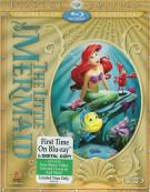 Little Mermaid, The: Diamond Edition (Blu-ray + DVD + Digital Copy) Blu-ray