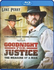 Goodnight For Justice: The Measure Of A Man Blu-ray