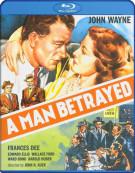Man Betrayed, A Blu-ray
