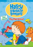 Harry And His Bucket Full Of Dinosaurs: Play Make Believe Movie